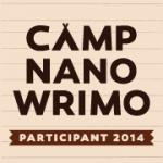 2014 CampNaNoWriMo