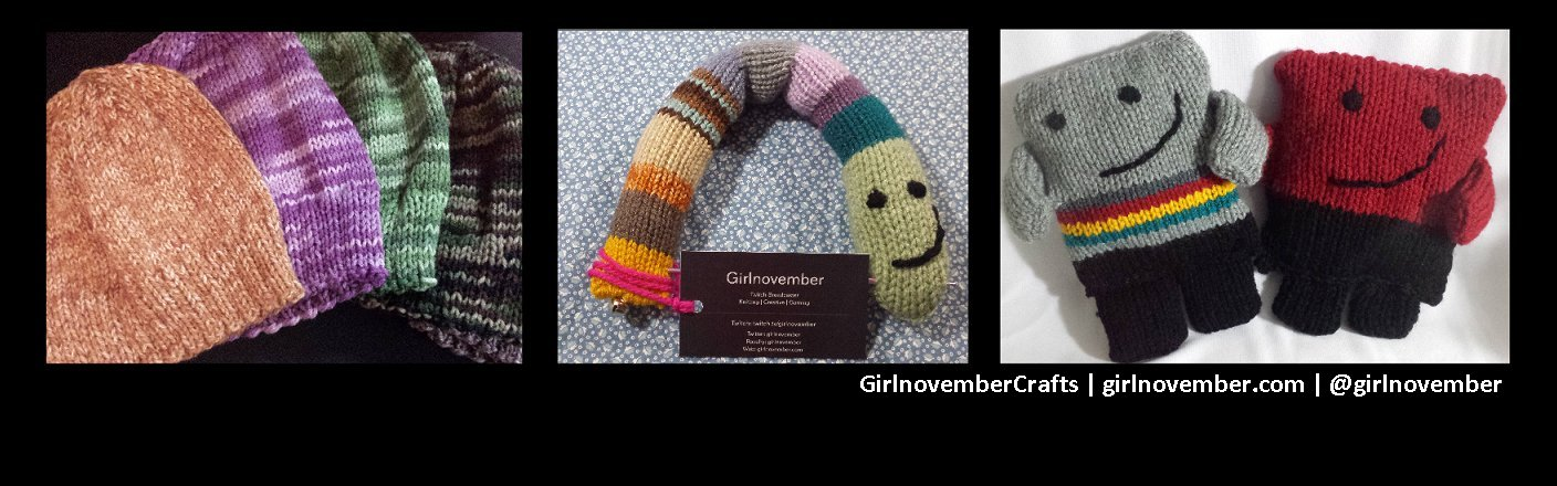 GirlnovemberCrafts, part of Girlnovember.com