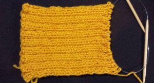 Golden Scarf 5 of 5