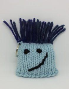Mr. Sticky Up Hair - Created by Girlnovember | Girlnovember.com