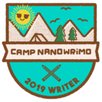 CampNaNoWriMo 2019